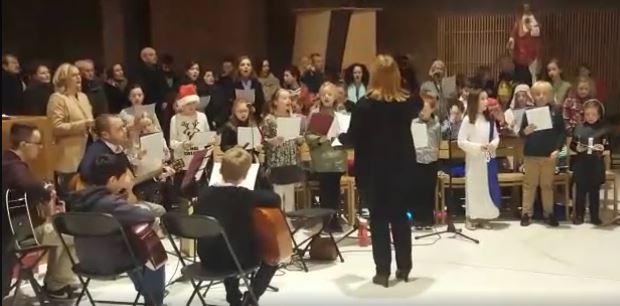 Christmas Eve Youth Choir