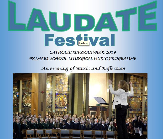 Emmanuel 2019 at the Helix – St Laurence O'Toole Kilmacud